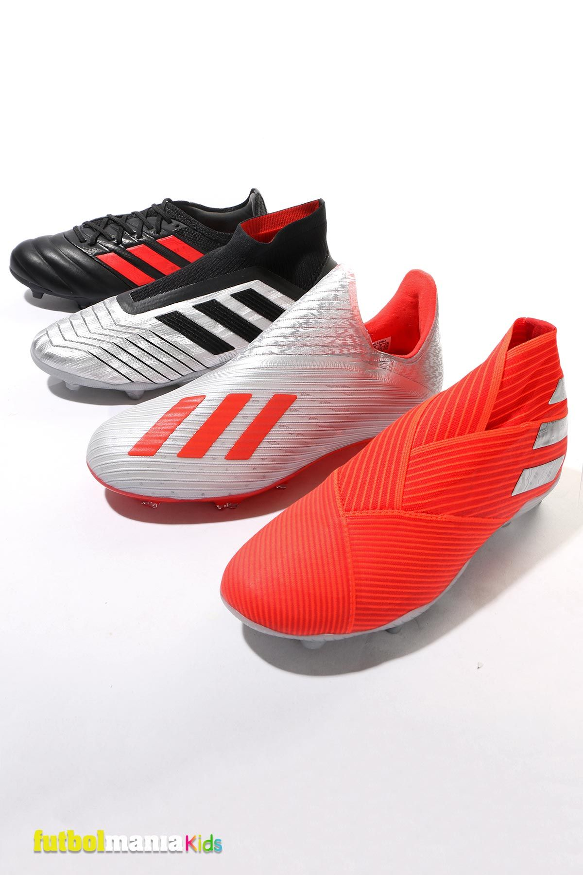 zapatillas niño adidas fútbol