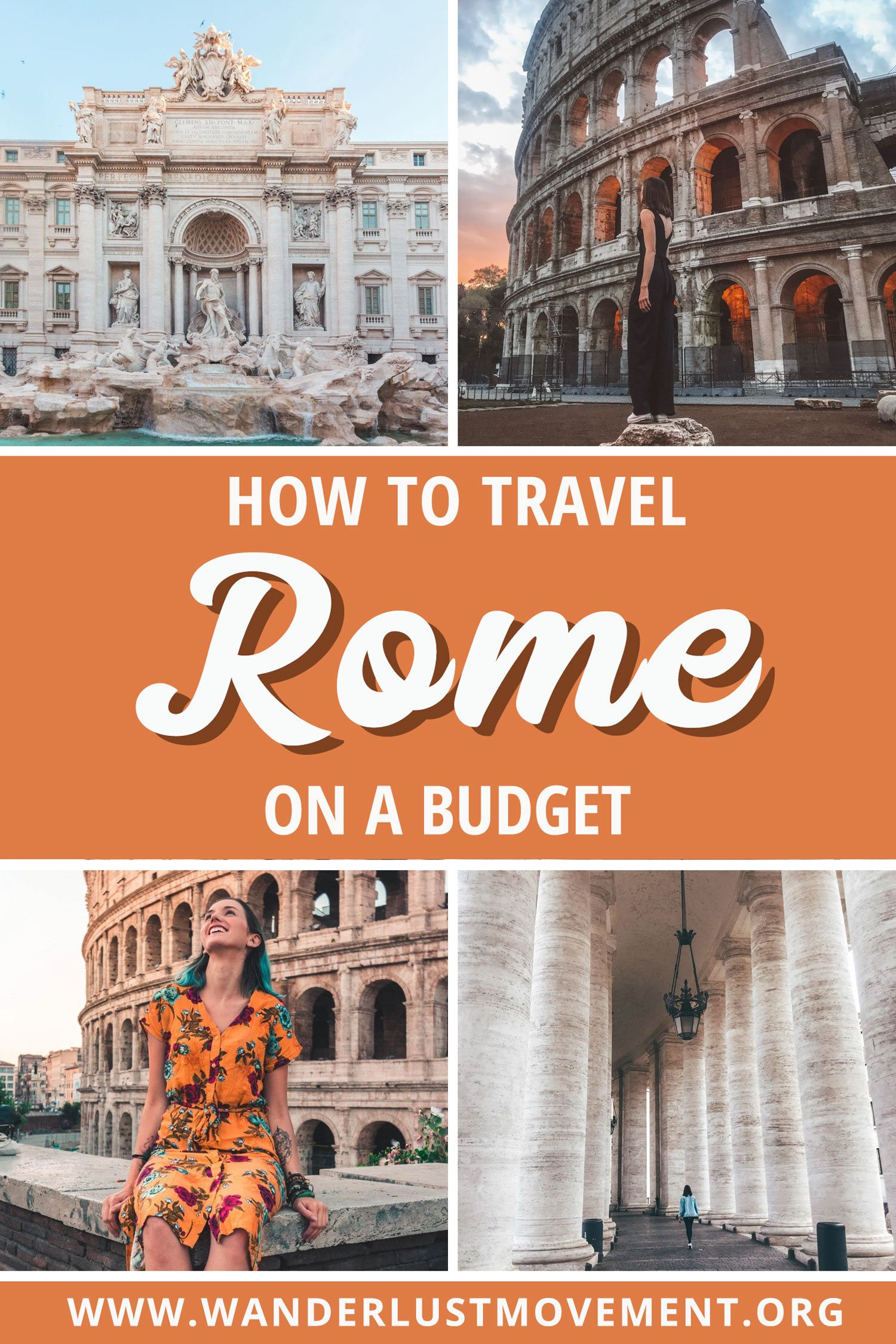 How Much Money Should I Take To Rome