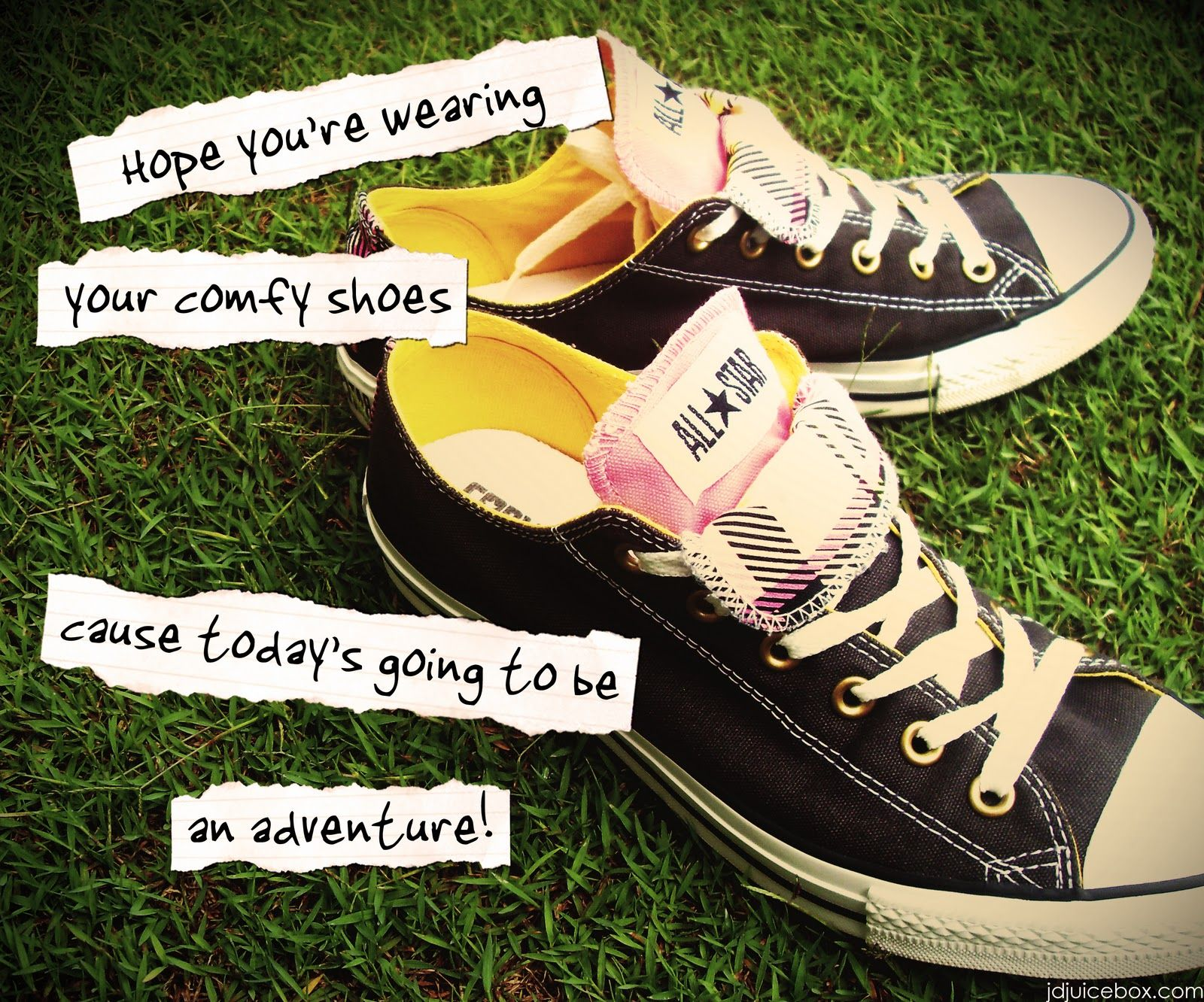 Quotes About Converse Shoes .