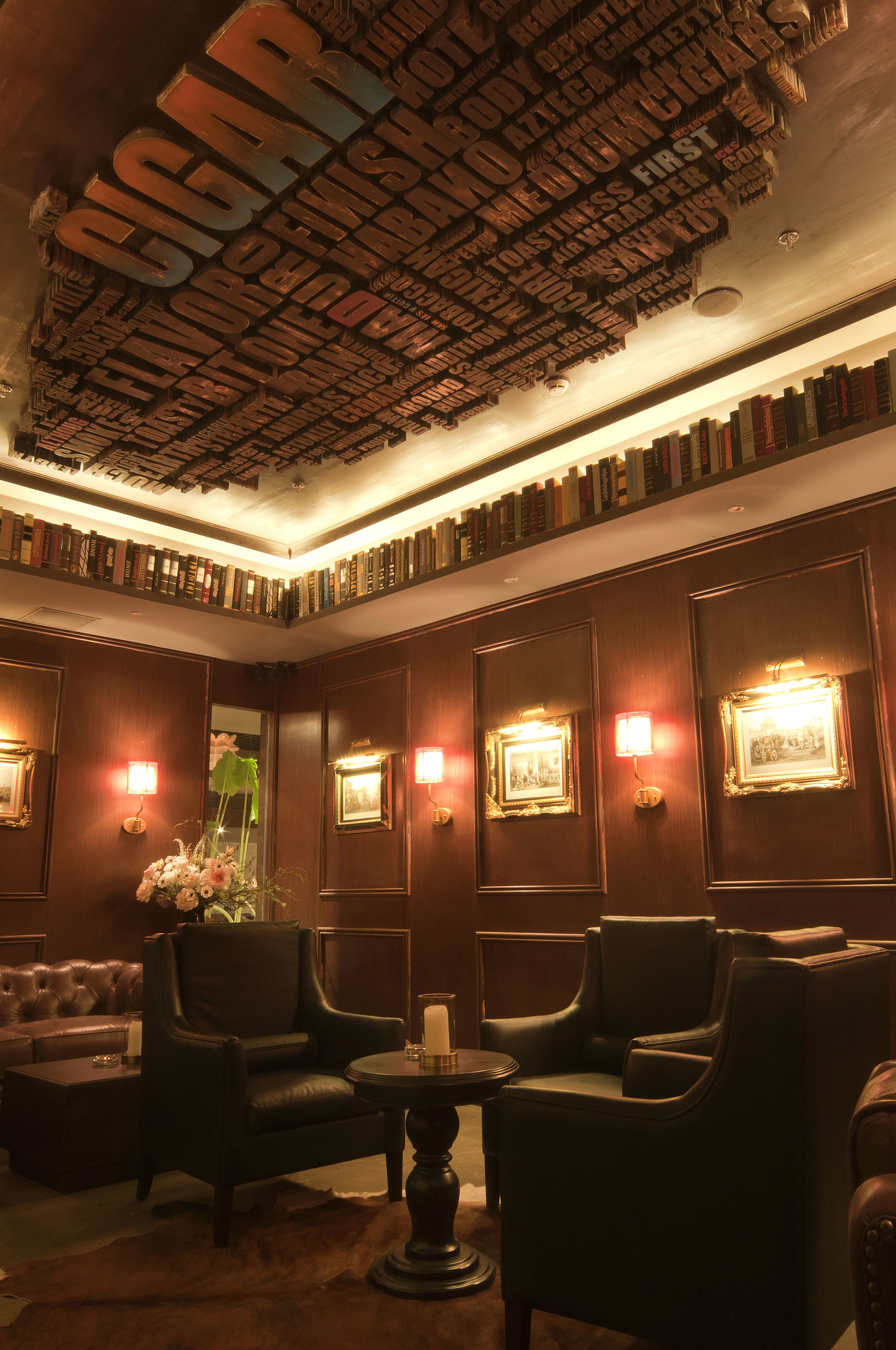 Cigar Bar Lang Club Cigar Lounge Decor Cigar Room Lounge Decor