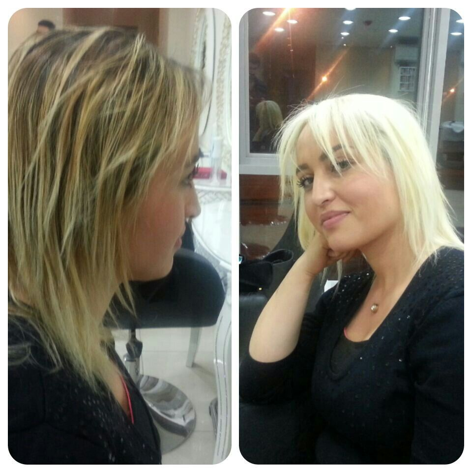 Before after ...