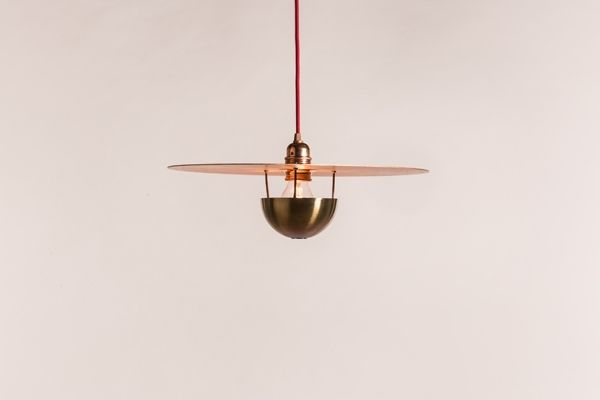 copper cymbal light shane holland - Google Search