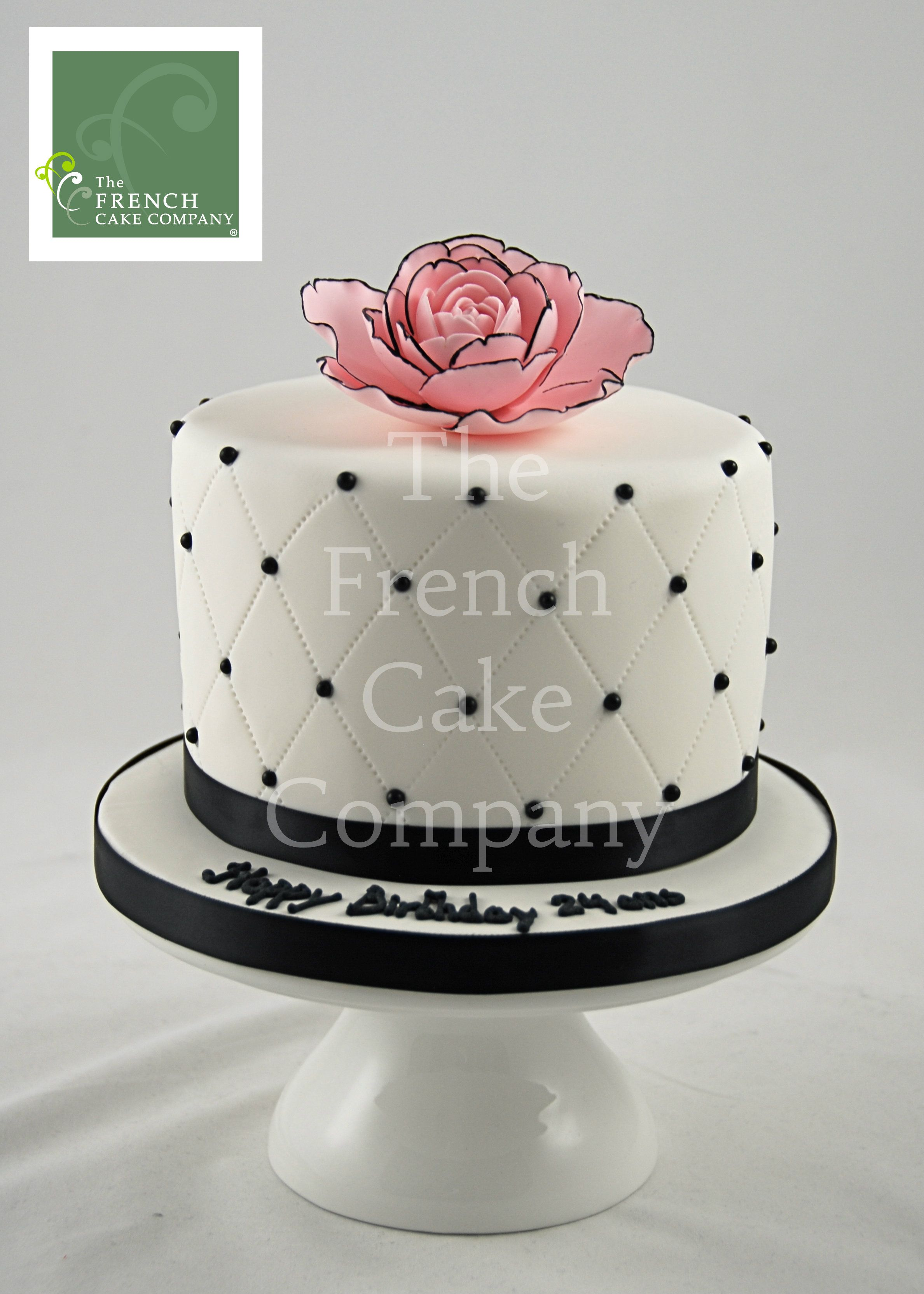 birthday cake gateau d 39 anniversaire decore. Black Bedroom Furniture Sets. Home Design Ideas
