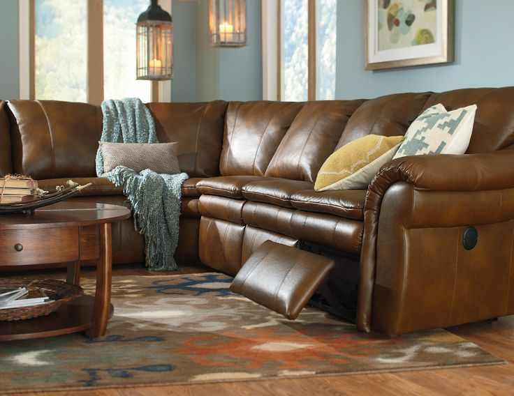 Comfortable Any Day Especially Rainy Ones Leather Sofa Living