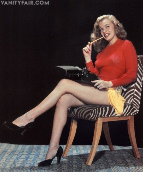 The body is meant to be seen, not all covered up. -Marilyn Monroe