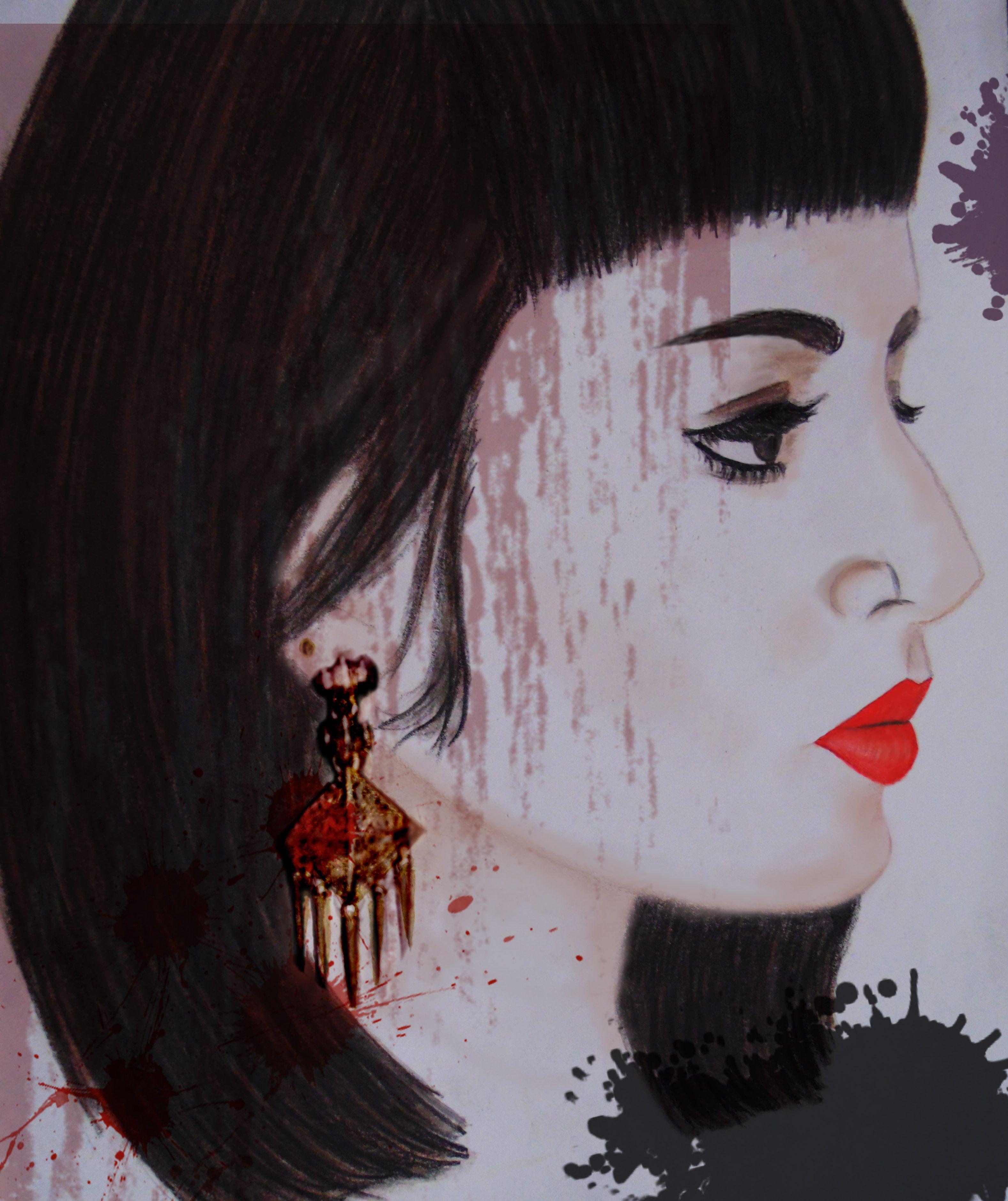 Illustration - Selfless Portraits
