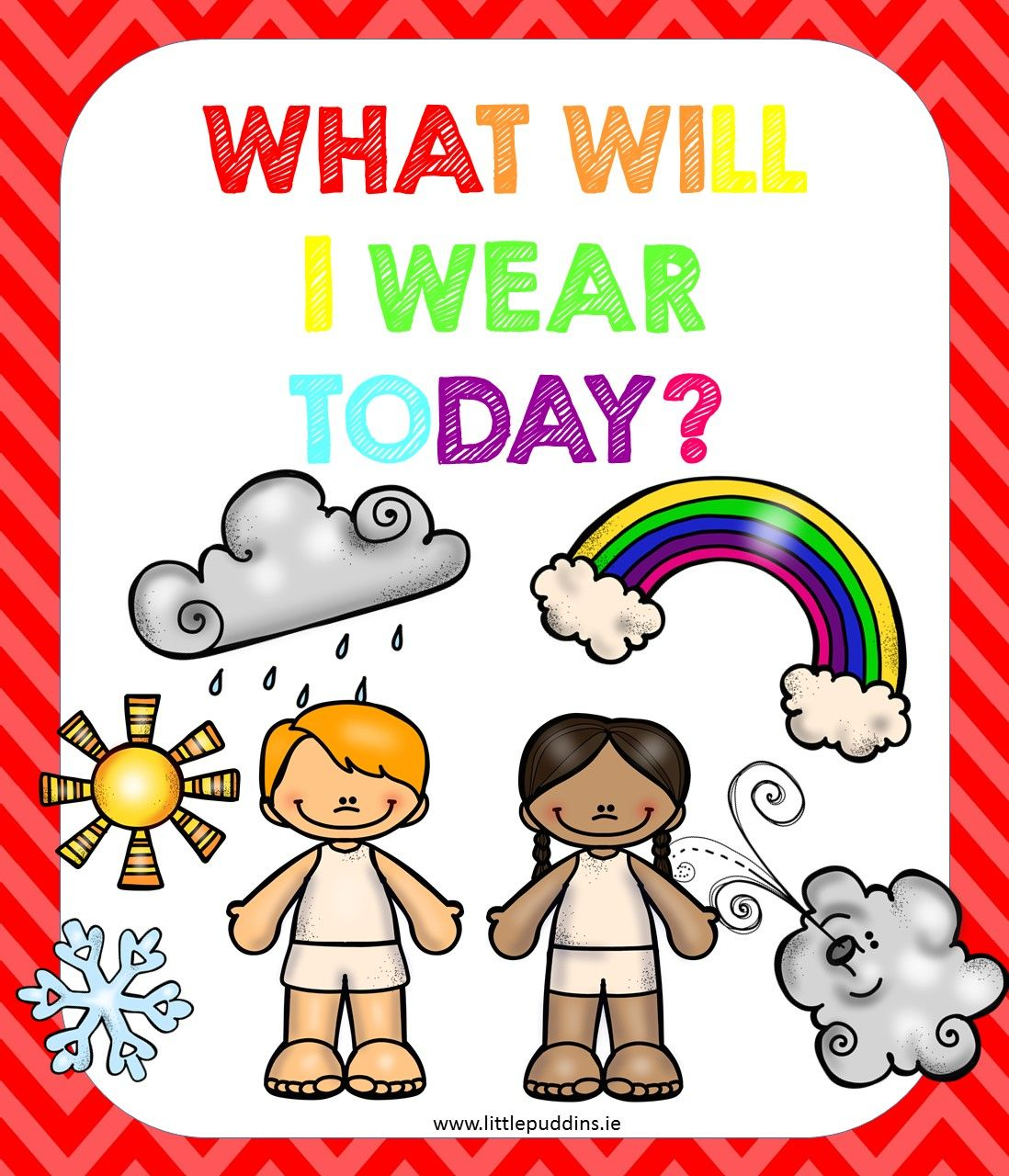 Clothing And The Weather The Little Puddins Blog