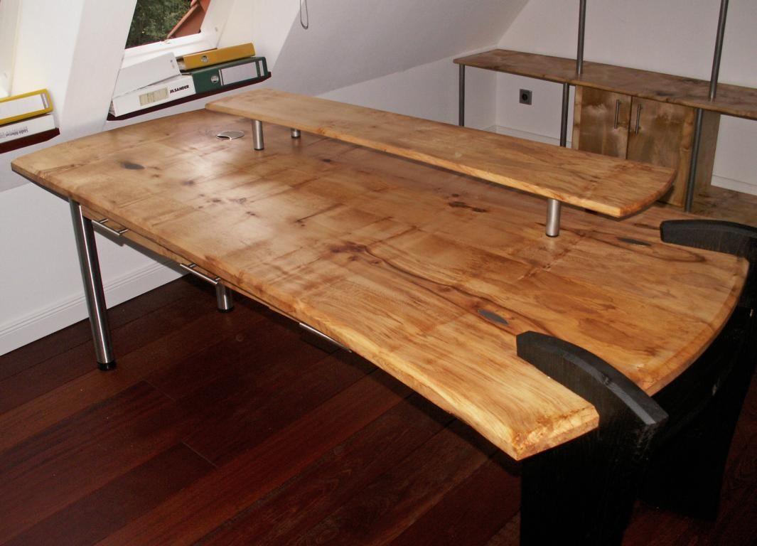 Schreibtisch 2M Lang 2021
