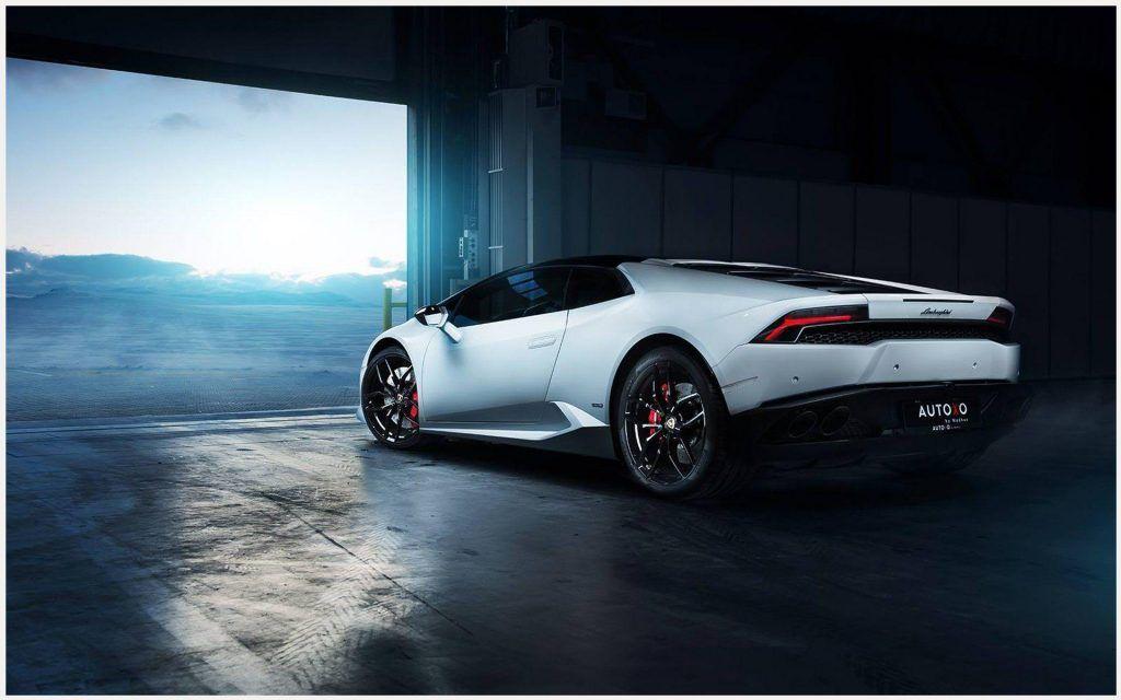 LP610 Lamborghini Car Wallpaper