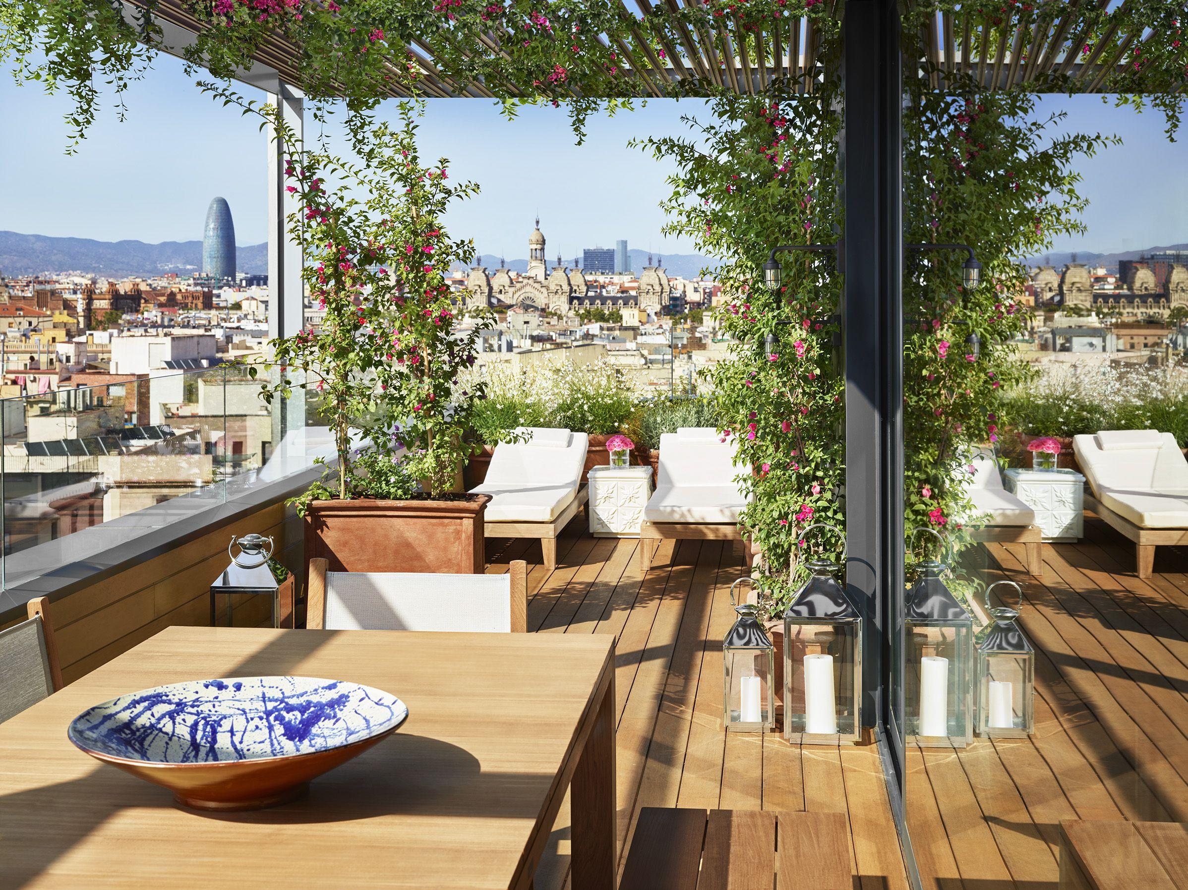Santa Caterina Penthouse Outdoor Terrace Outdoor Outdoor Decor Decor