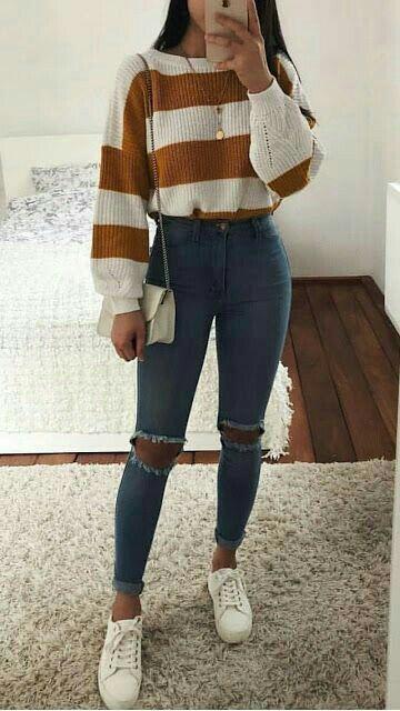 Formas correctas de usar jeans para no verte gorda