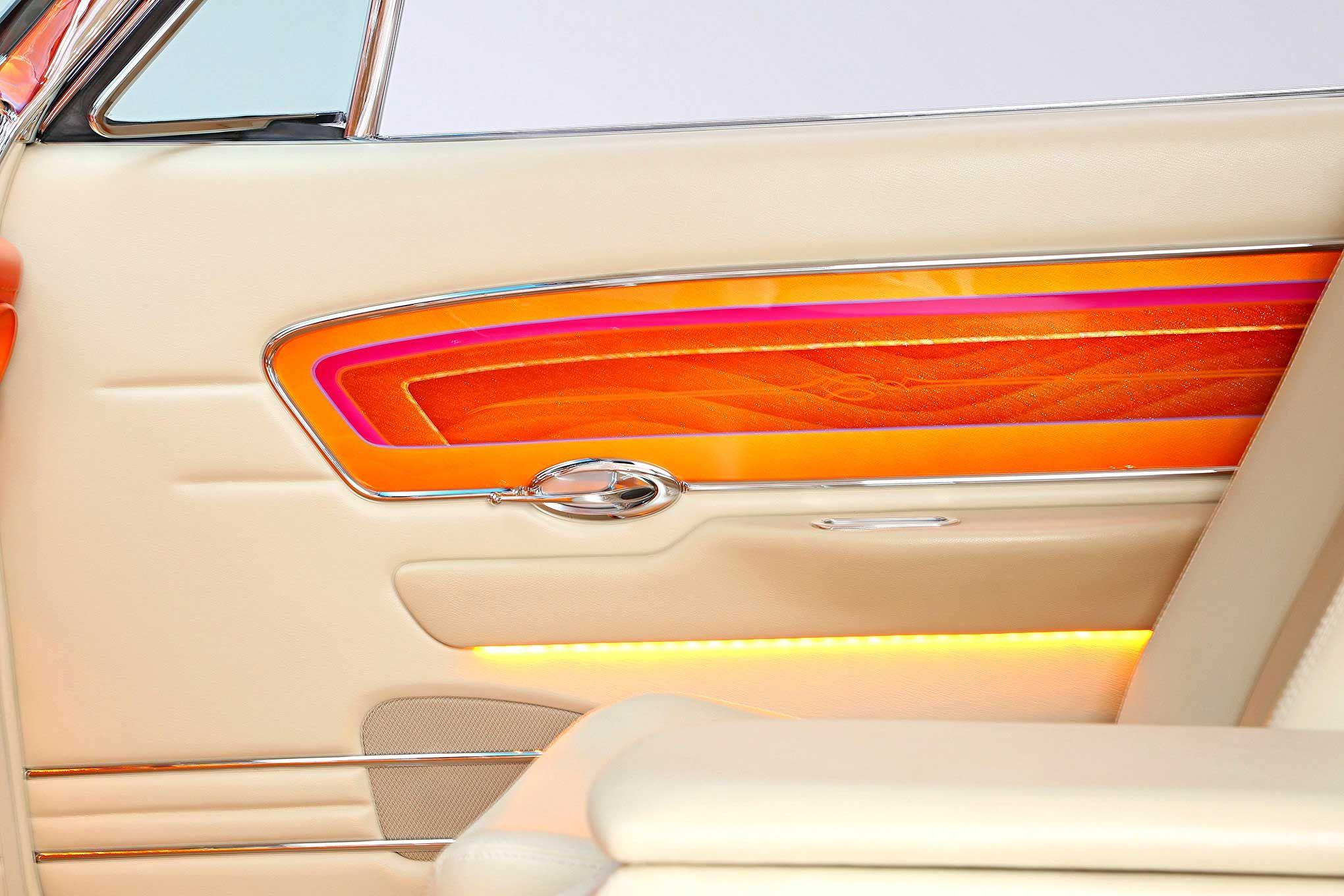 1964 Chevrolet Impala Super Sport The Golden Rose In 2020 Chevrolet Impala Impala Super Sport