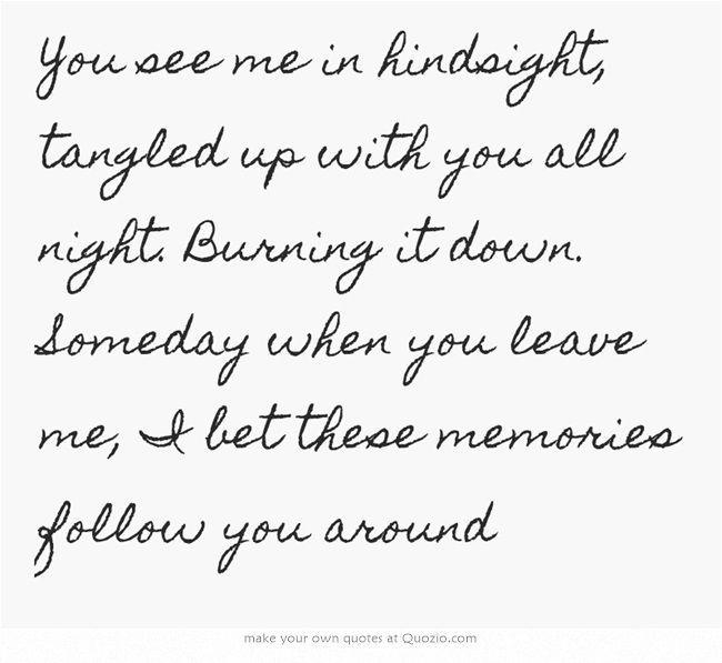 say you remember me lyrics