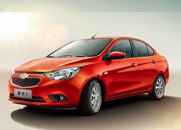 Chevrolet Ya Vende El Nuevo Sail En China Con Imagenes