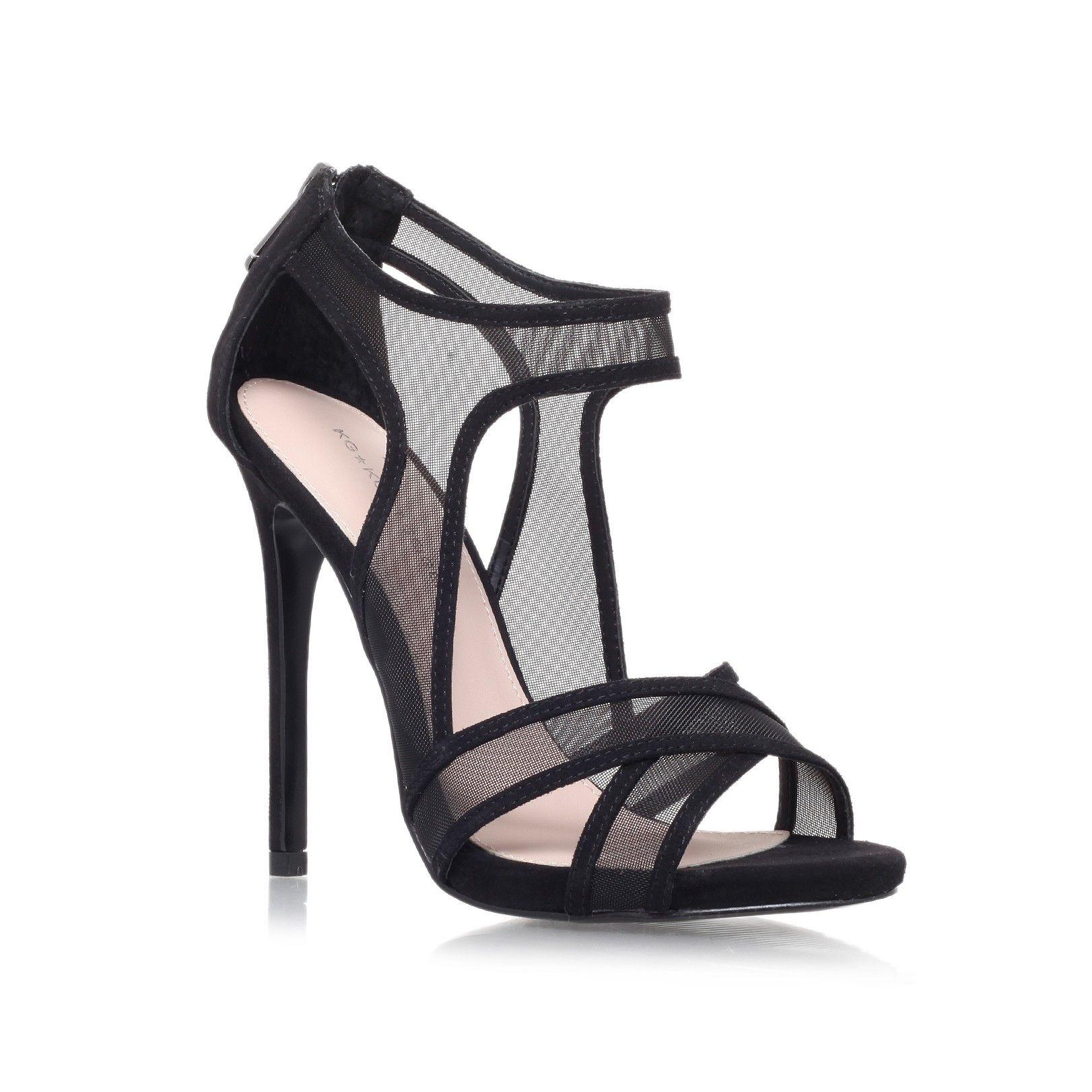 haze black high heel sandals from KG Kurt Geiger