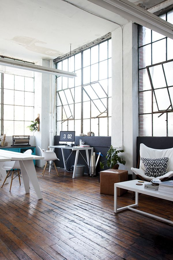 Jack London Square Studio | Trend: Industrial Chic Decor ...