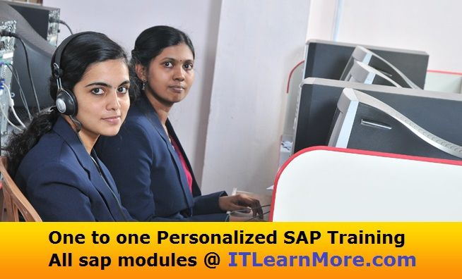 Learn more SAP courses and earn more!  http://www.itlearnmore.com/sap-abap-online-training/