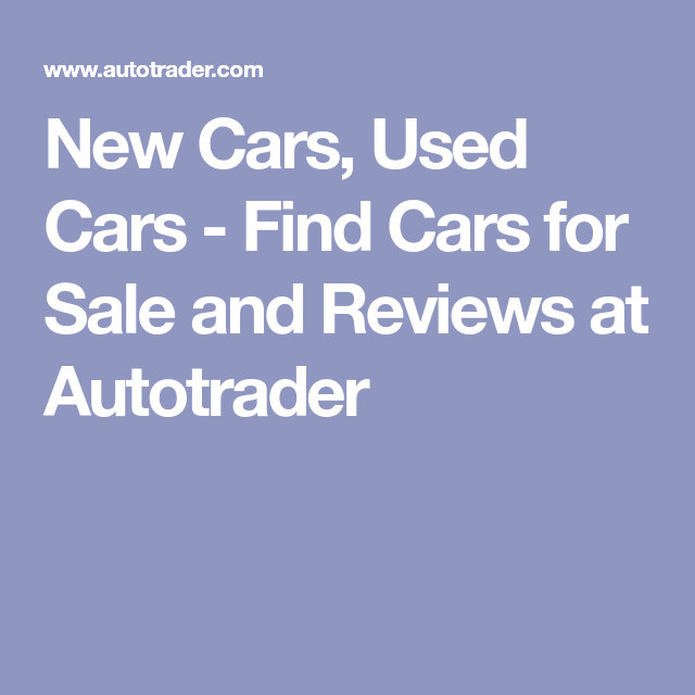 New Cars Used