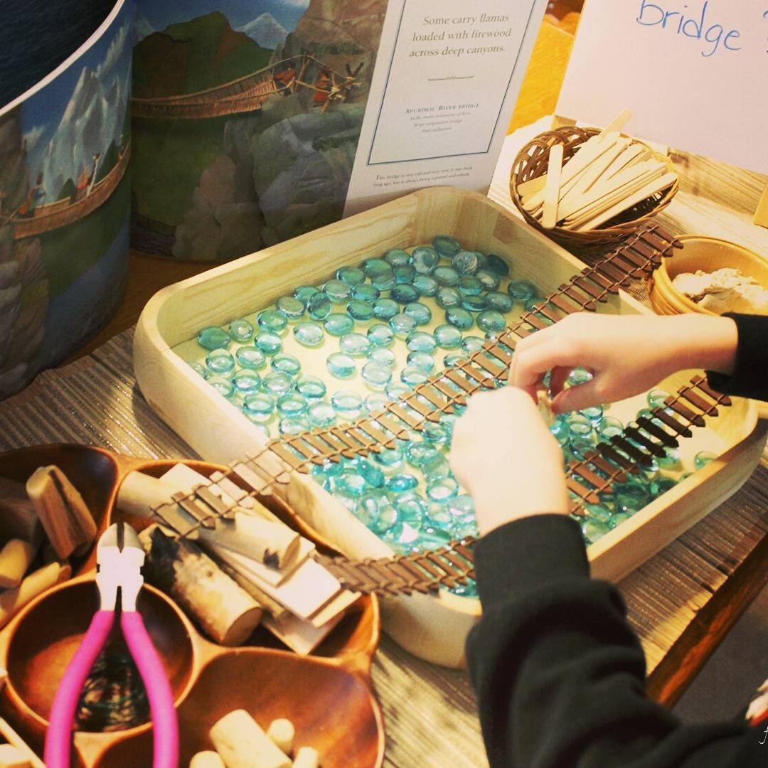 Can You Build A Bridge A Provocation Inspired By The