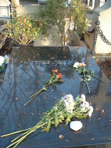 Francois Truffaut S Grave Cimetiere De Montmartre Paris France Photo By Me Francois Truffaut France Paris