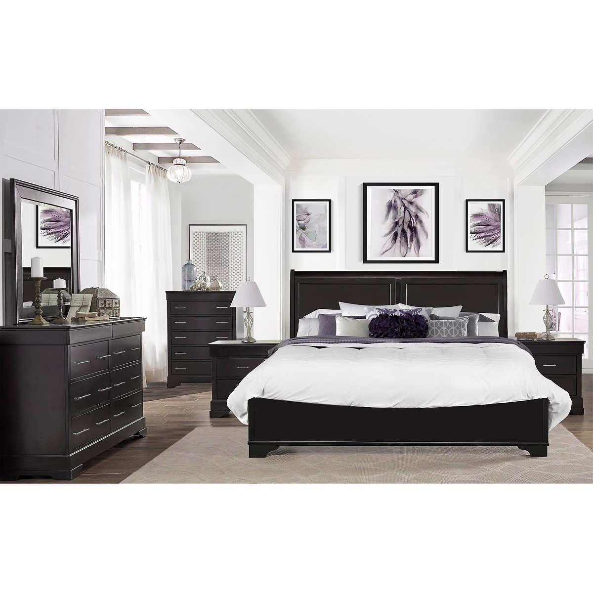 Caprice 6 Piece King Bedroom Set King Bedroom Sets Bedroom Sets