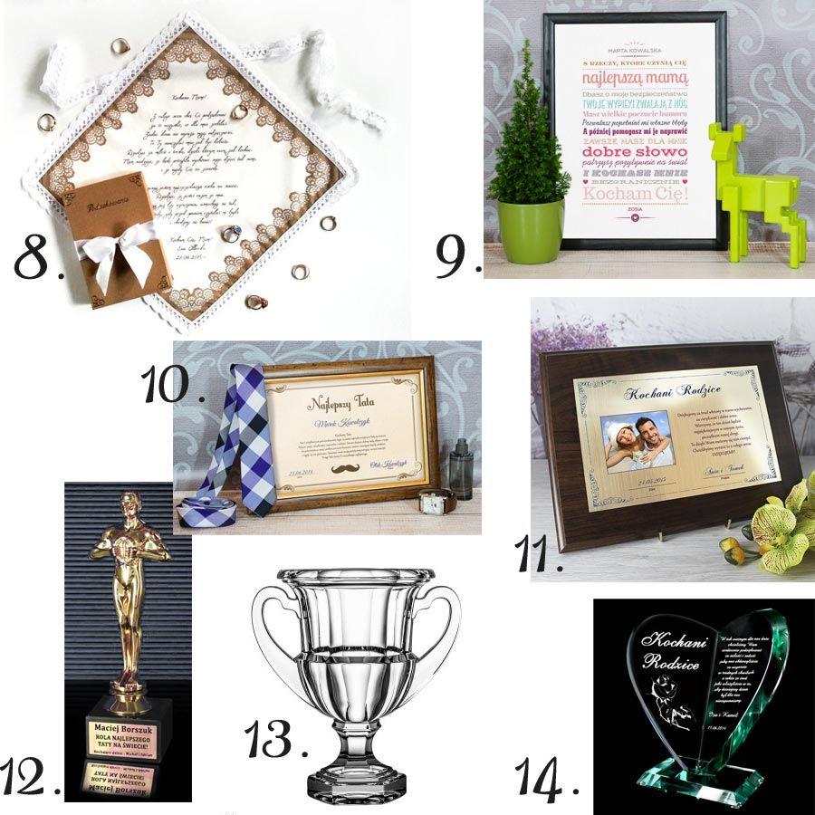 Podziekowania Dla Rodzicow 49 Pomyslow Na Prezenty Prezenty