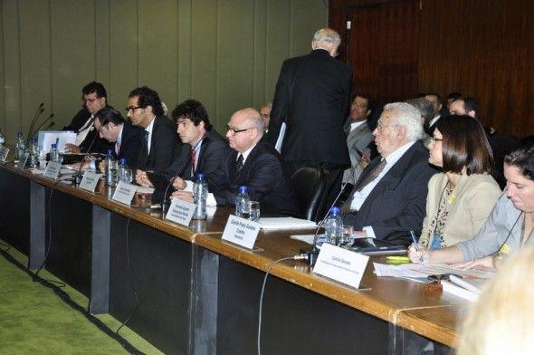 FISESP participa de evento no Itamaraty