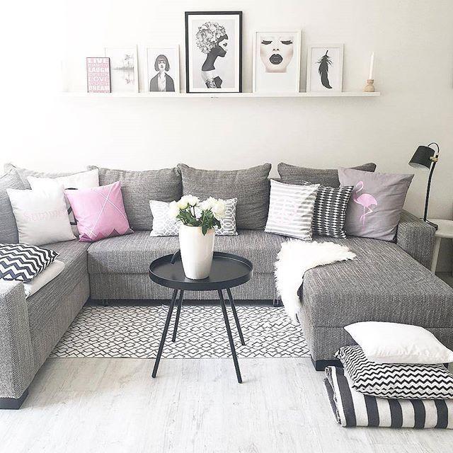 Gemütliches Sofa gemütliche sofa ecke bei frecherfaden mywestwingstyle westwing