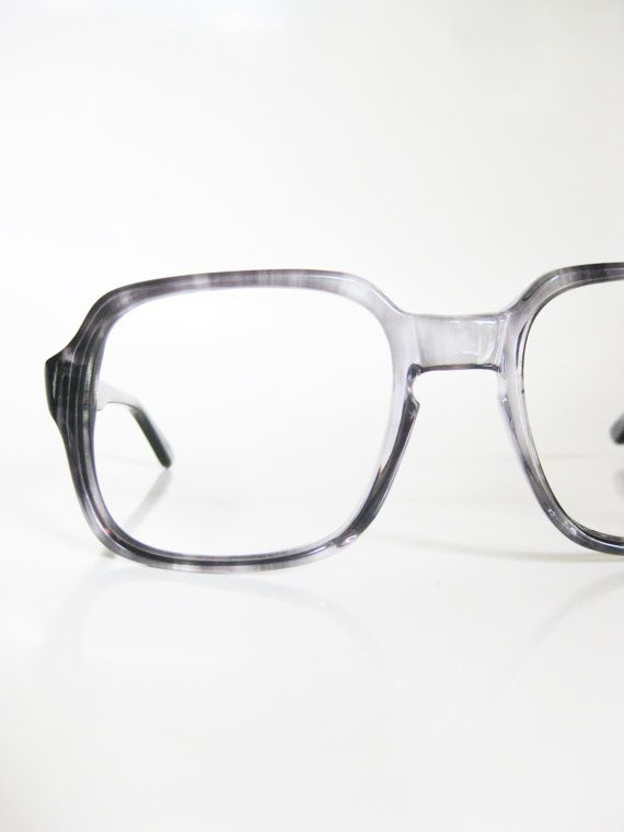 333e10a13 As striking as they are authentic, these singular vintage 1960s frames from  LeStar start in a light grey at the bridge and fade to a dark, smoky grey  with ...