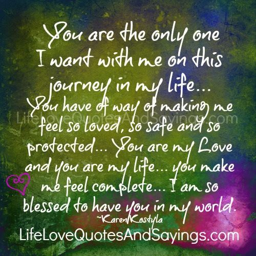 To My Beby Love Life Quotes My Life Quotes Love Yourself Quotes