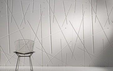 White Wall Panels modern-wall-panels