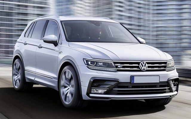 New Fuel Economy Models Inline 5 An 6 Ylinders And Turbo For Better Gas Savings 2016 Vw Tiguan