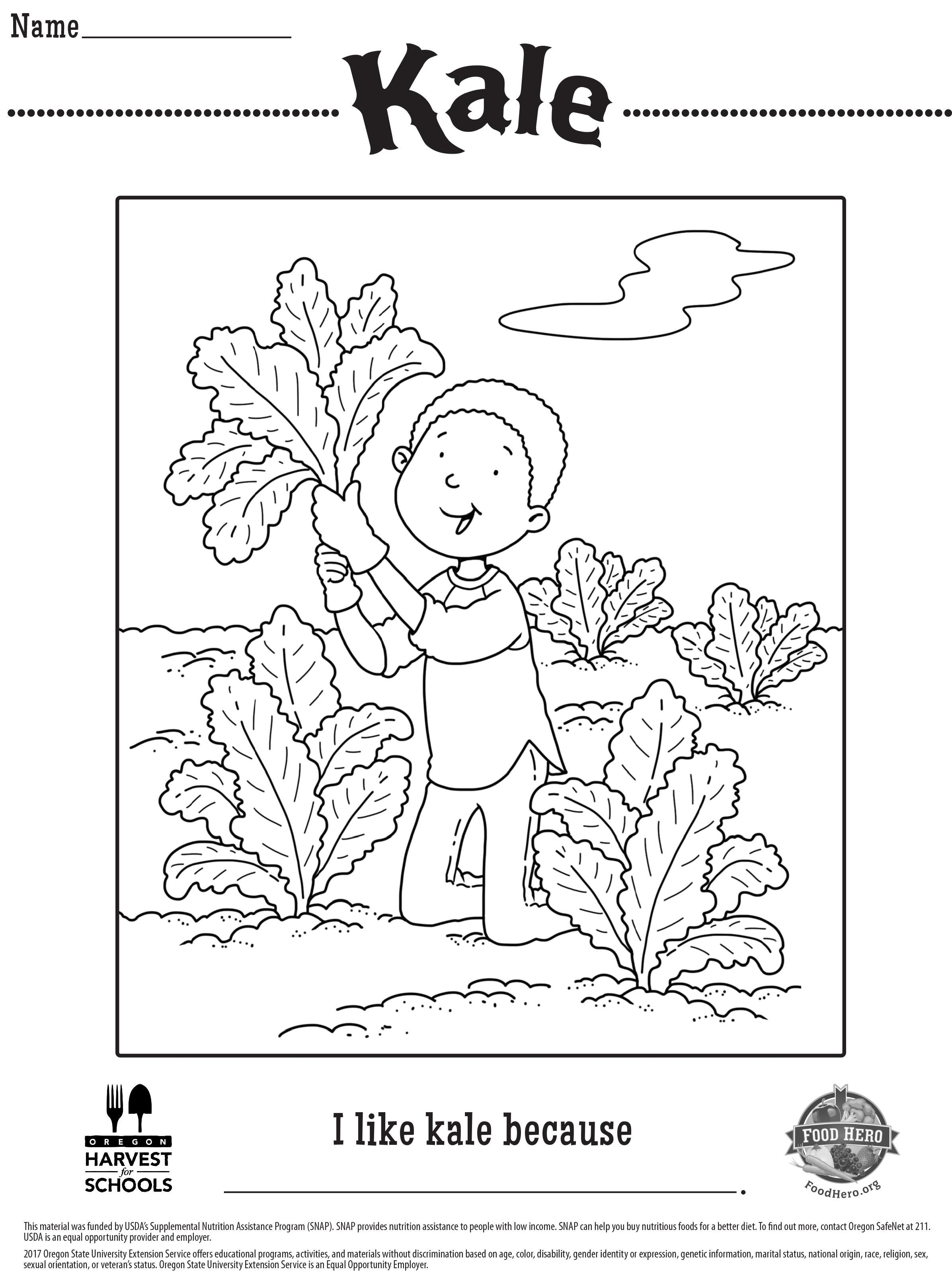 Free Coloring Sheet Kale Free Halloween Coloring Pages Fall