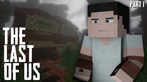 The Last Of Us Adventure Game Map Minecraft Adventure - The last of us minecraft map