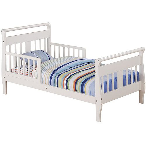 Baby Relax Toddler Bed White Walmart 59