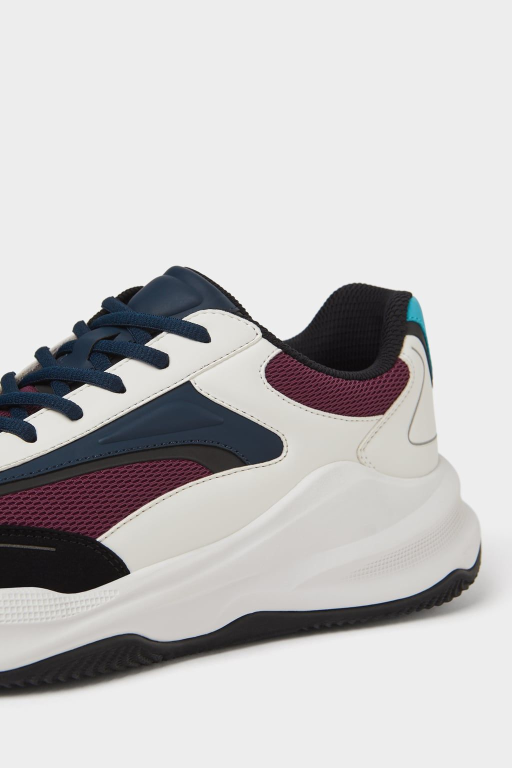 Image 3 of SNEAKERS WITH THICK SOLES