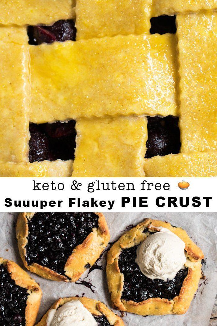 Flaky Gluten Free Low Carb Amp Keto Pie Crust Keto