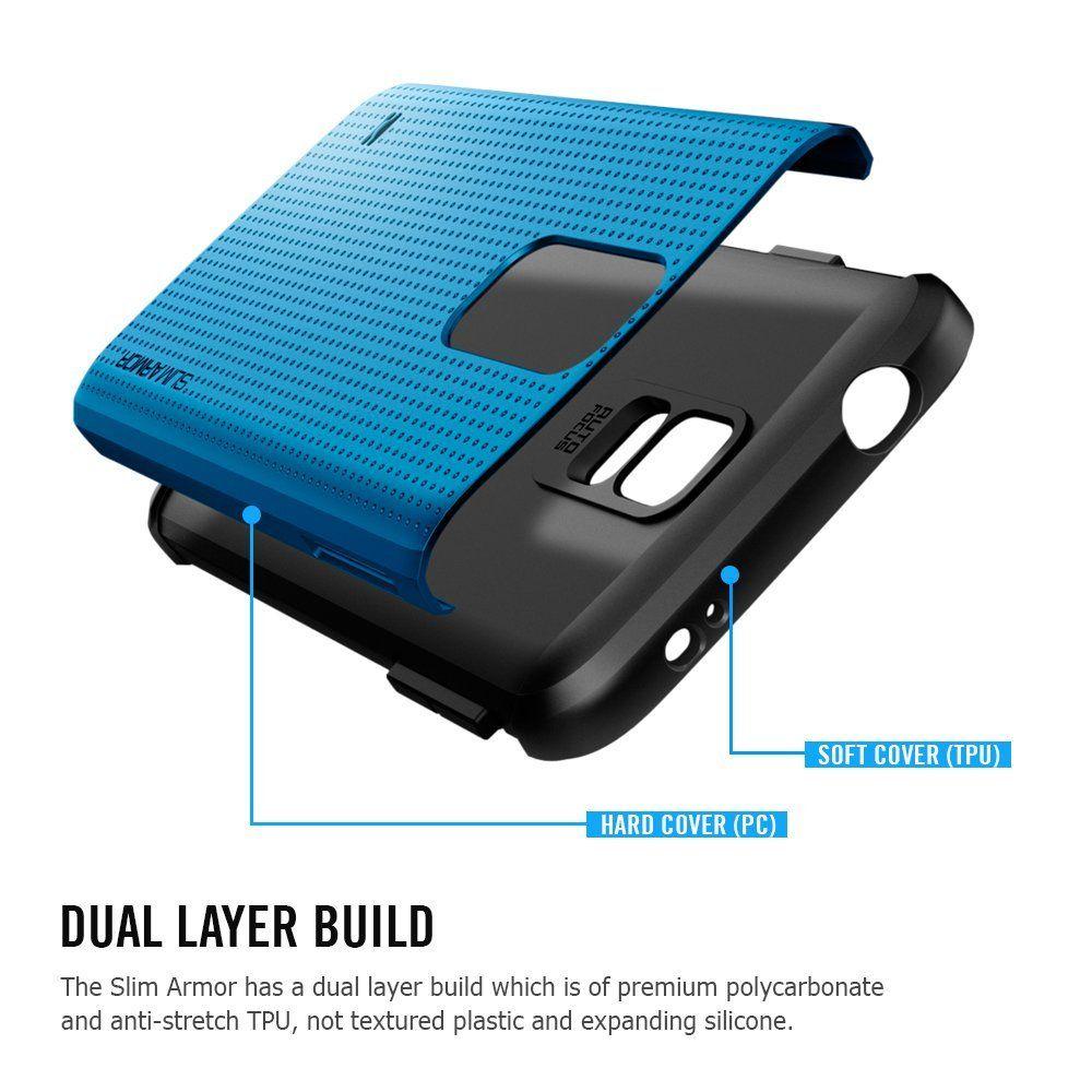 Spigen Slim Armor Case Samsung Galaxy S5 Rp 325.000