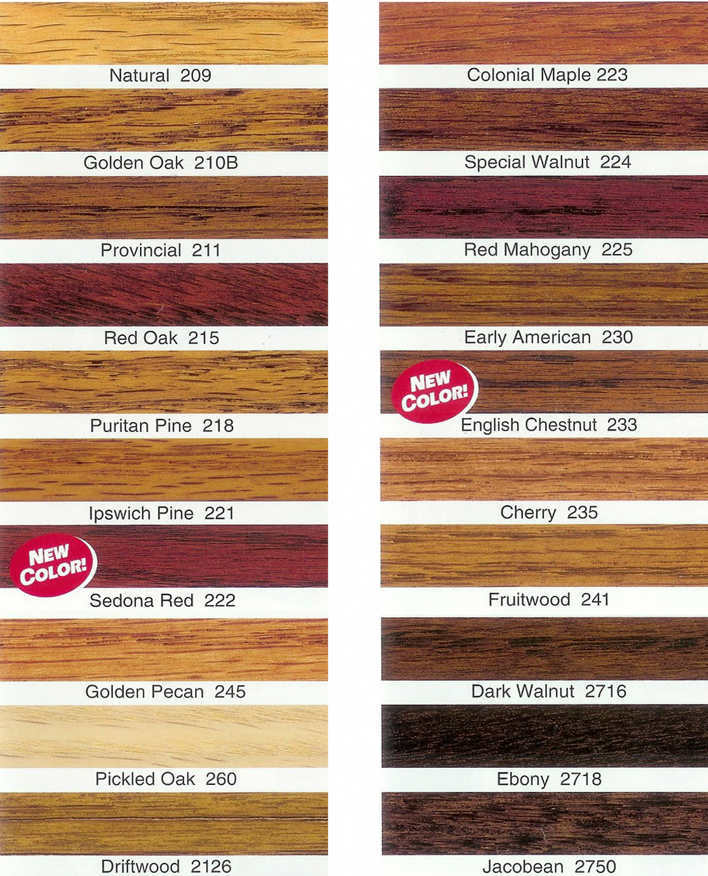 Hard Wood Flooring Stain Chart Hardwoodflooringlight In 2020 Minwax Stain Colors Reclaimed Wood Dining Table Rustic Floating Shelves