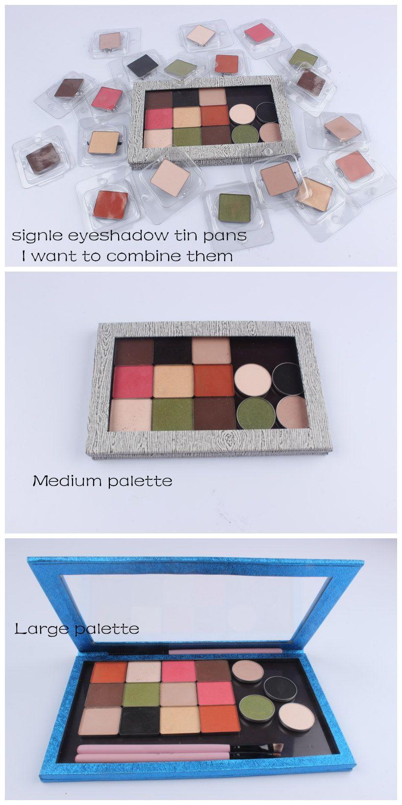 Details about Empty Makeup Palette Custom