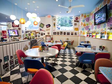 The Best Fun Restaurants In Nyc For Kids And Families New
