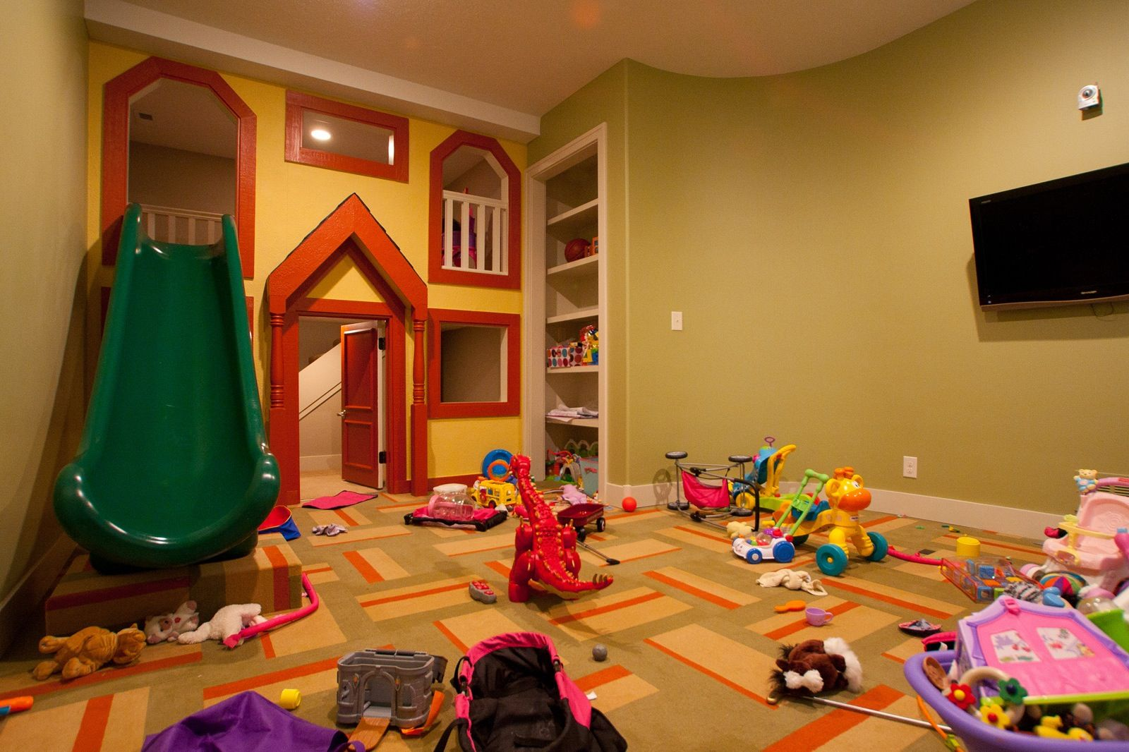 awesome kids game room | playrooms | pinterest | game rooms