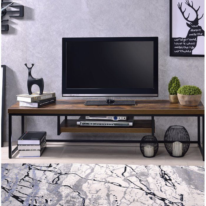 """Francesca TV Stand for TVs up to 65"""" Acme furniture"""