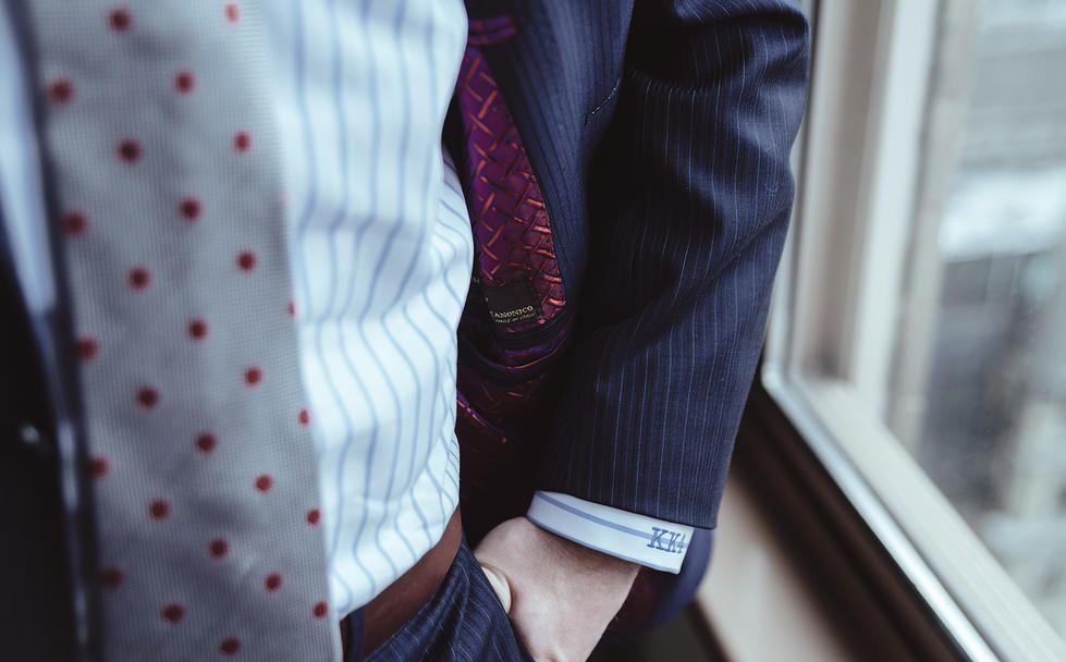 King Brothers Clothiers; Minneapolis Custom Suit   Referral Program