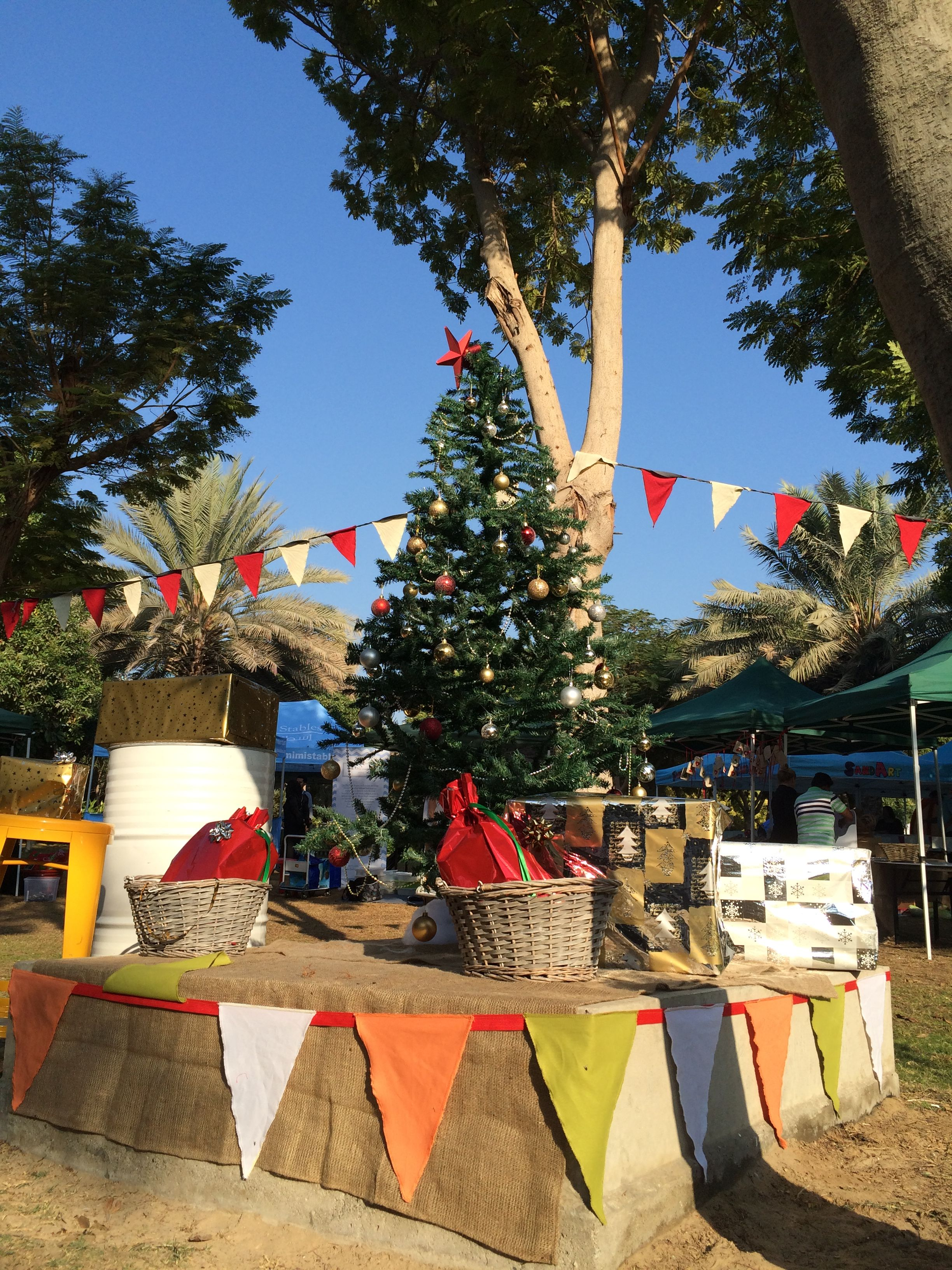 Christmas at the Ripe Food And Craft Market at Zabeel Park, Gate 1, Dubai