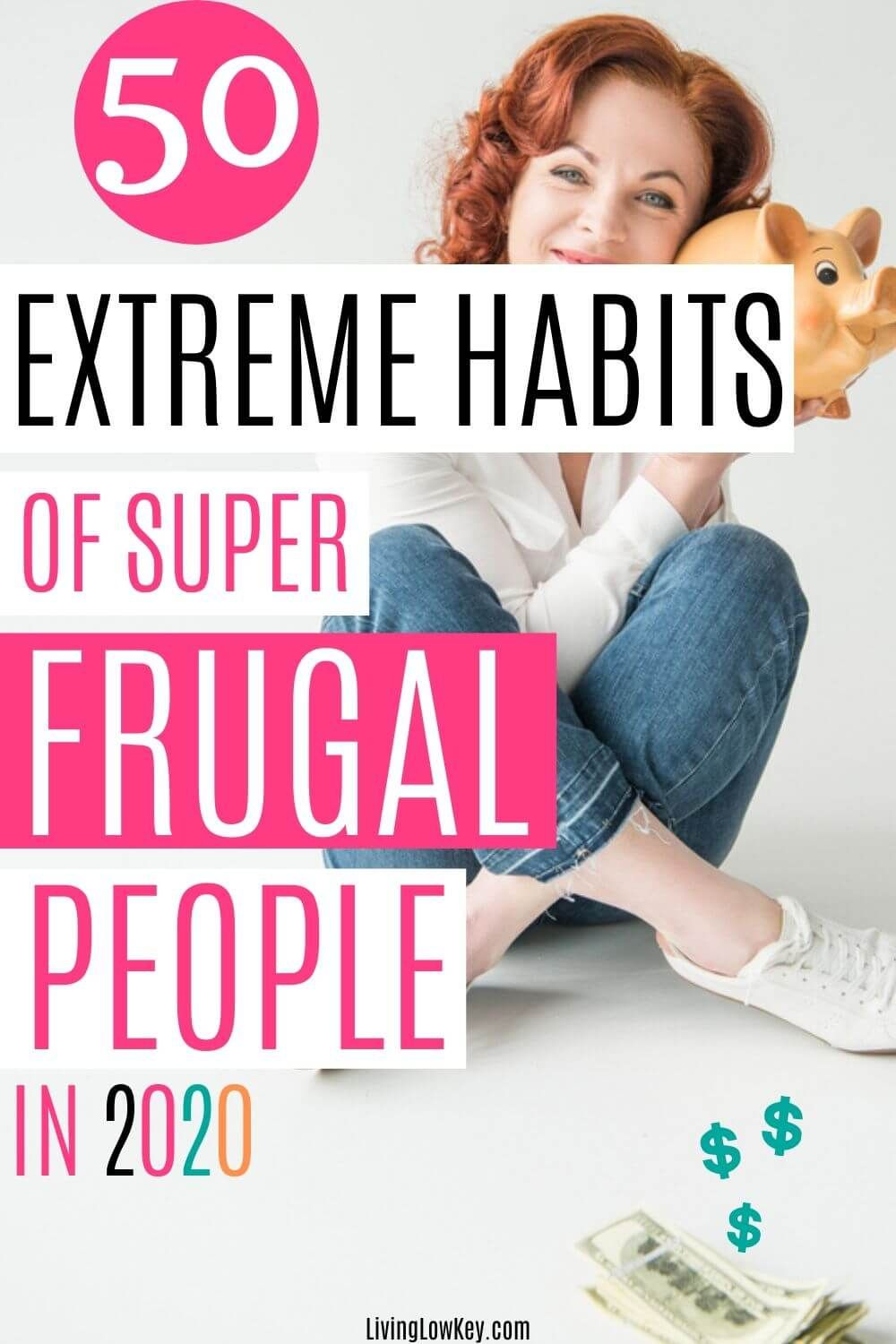 Extreme habits of super frugal people. These are some the best frugal living tips I've found. If you are ready to stop being poor make sure to introduce these habits into your daily life. #frugalliving #frugallivingtips #frugallivingideas #frugallivinghacks #savingmoney