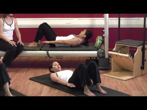 Upside-Down Pilates - Neck Issues - Pilates Lesson 16 - Full Episode - HD - YouTube