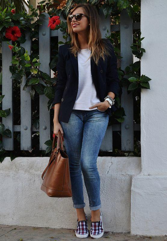 be iconic: TREINTA (2014) Total look: Zara Slip-on: Asos
