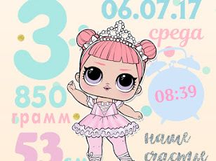 Куклы Лол Метрика (© Устроим Праздник) – Google Диск ...