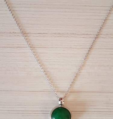 94392b89ec6da colar prata- pedra verde - bijoux morana